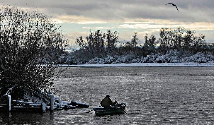 где хорошо клюет рыба в ленинградской области