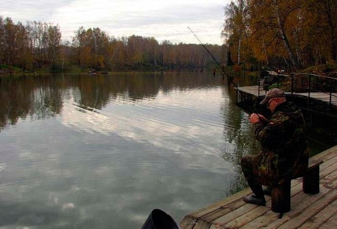 платная рыбалка по минскому направлению