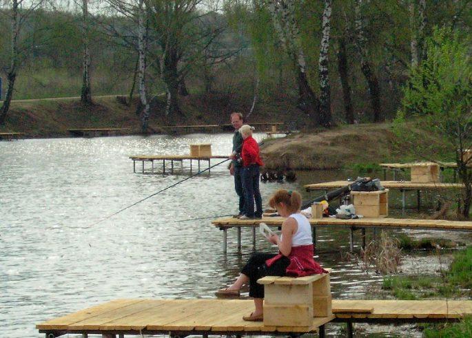 Платная рыбалка Ба! Рыбина!