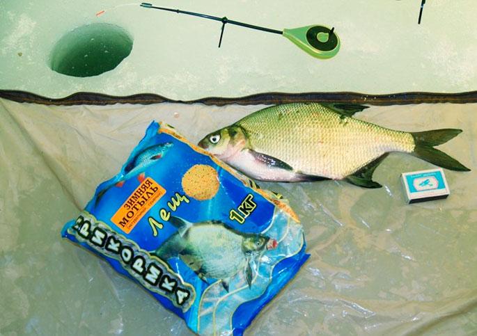 прикормки для рыбалки трапер