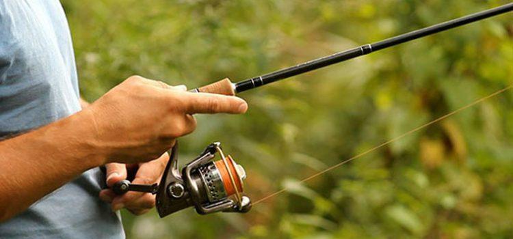 рыбака на спининг