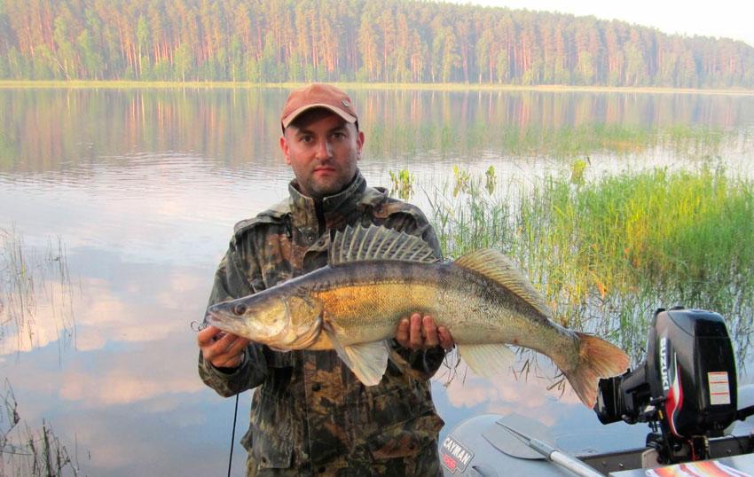 какая рыба ловится в октябре в кузбассе