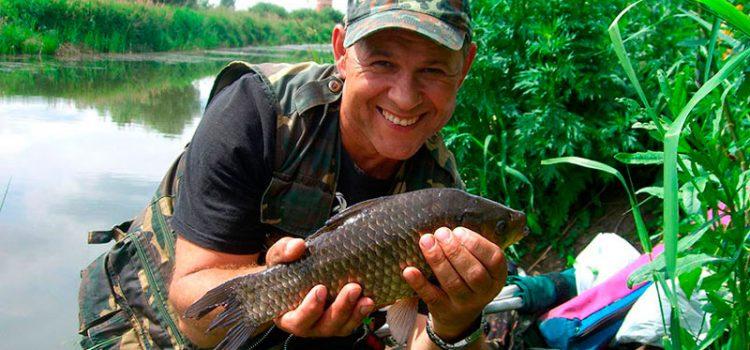 рыбалка на бисеровских карьерах