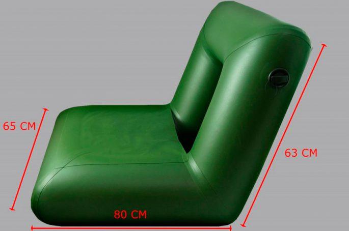 Уход за надувным креслом ПВХ