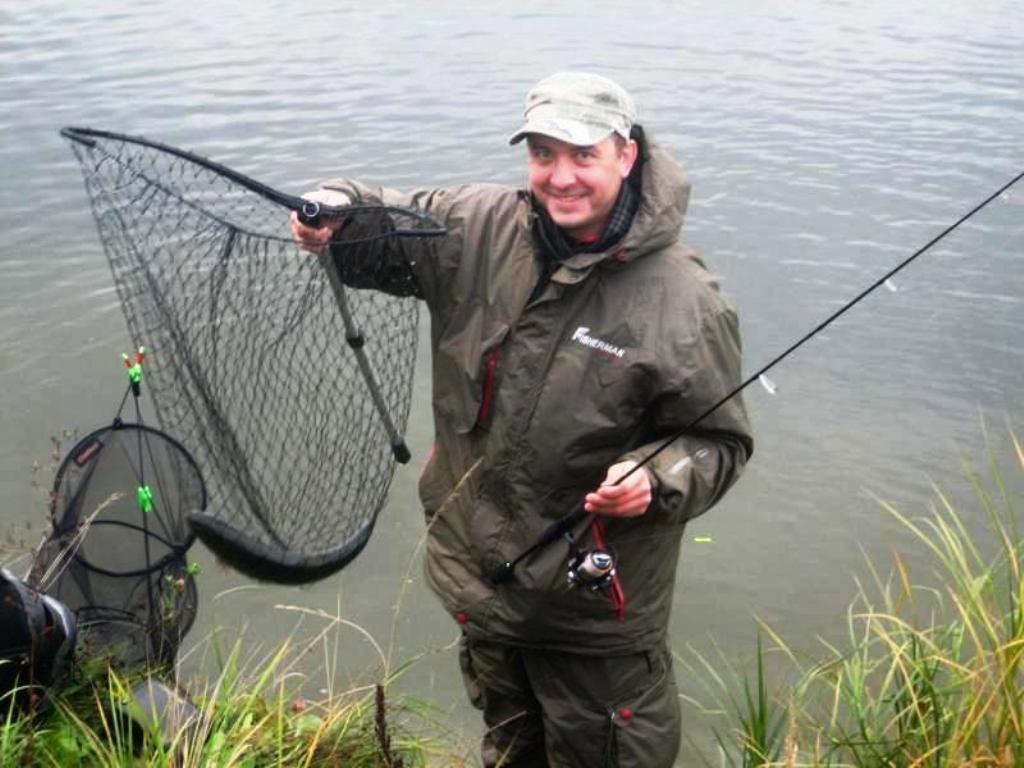 рыбалка волоколамский рыбхоз