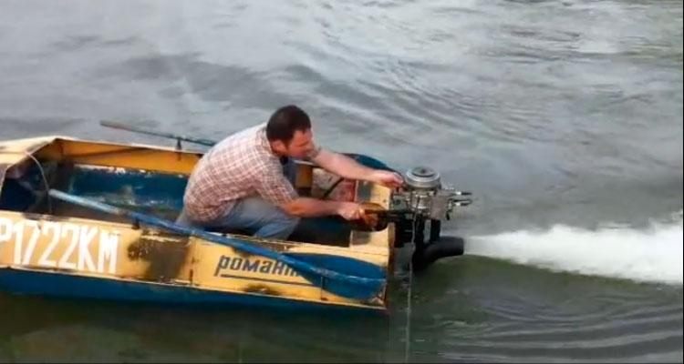 Сделать лодку своими руками под мотор 20