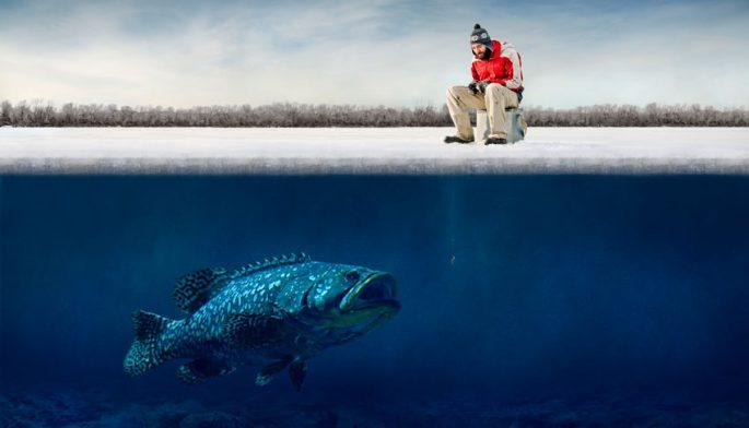 Советы опытных любителей зимней рыбалки