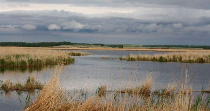 Озеро Актюбинское