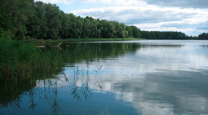 Рыбалка на озере Кувшинское