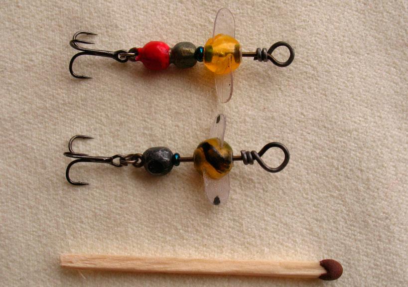 Турбинки для рыбалки своими руками