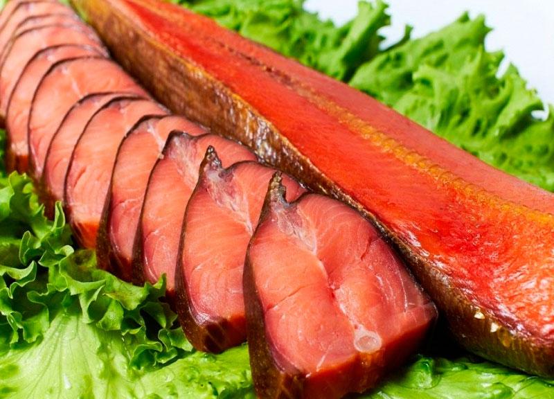 Балык из лосося рецепт 74