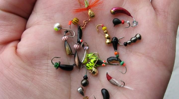 Мормышки для летней рыбалки своими руками