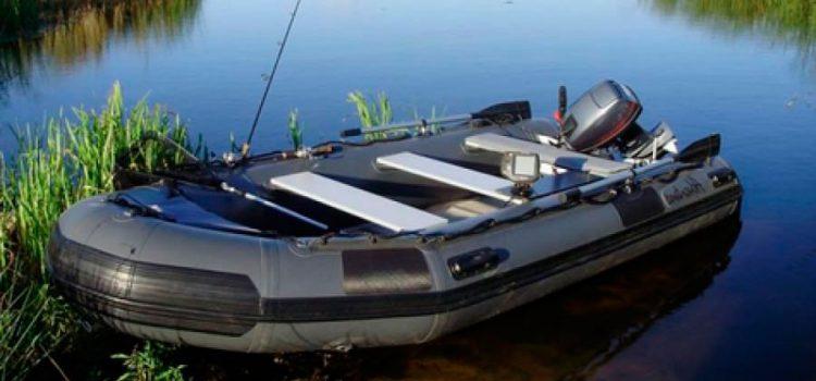 Резиновые лодки под мотор