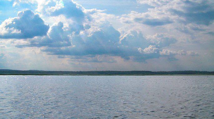 Озеро Сергеевское