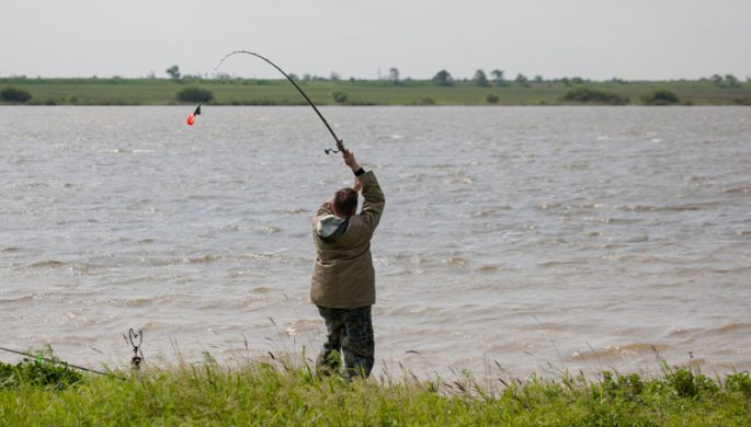 рыбалка в апреле во владивостоке