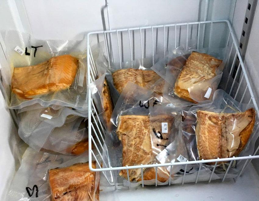 Можно ли заморозить соленую рыбу для хранения