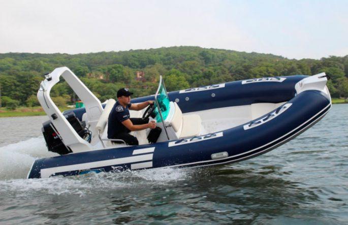RIB-лодки
