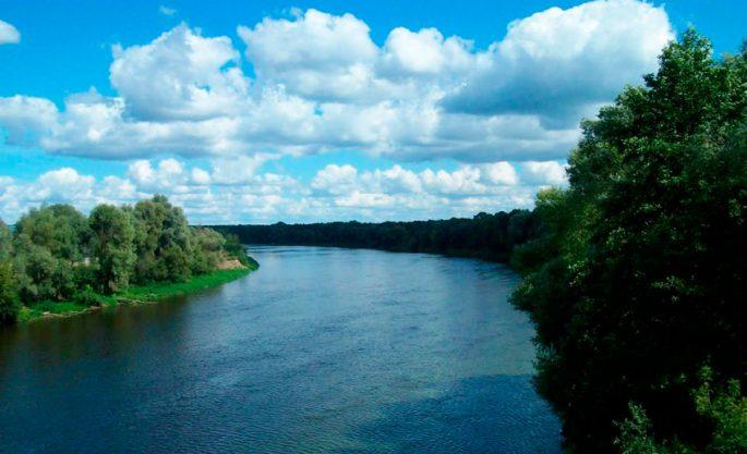 Река Неман