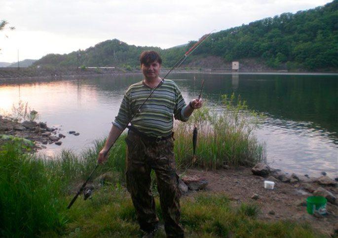 Кучелиновское водохранилище