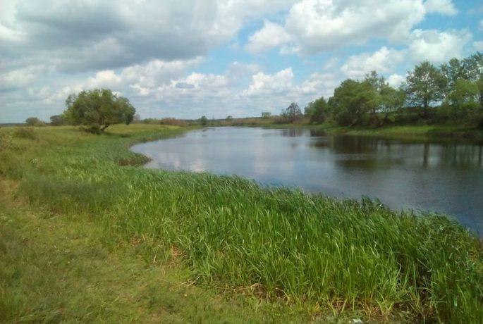 Река Восточная Березина