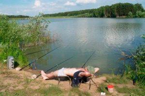 рыбалка на красной калининградской области