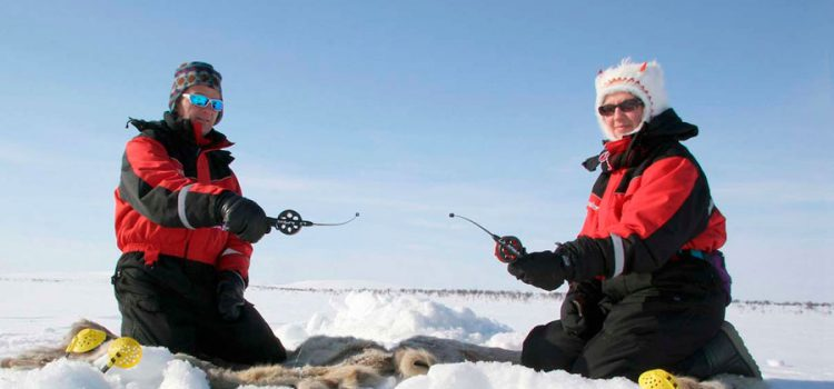 Шапки для зимней рыбалки