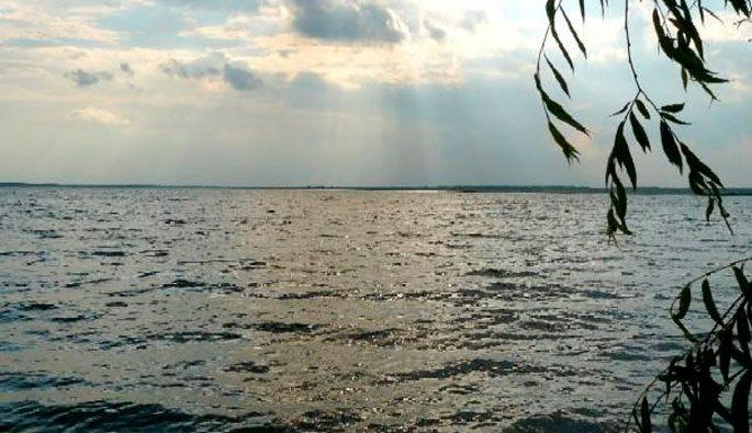 Озеро Селец