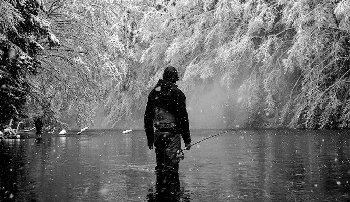 Некоторые советы по зимней ловле рыбы