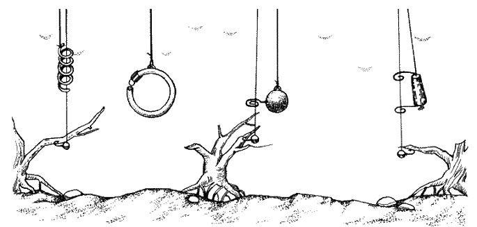 Методы освобождения крючков