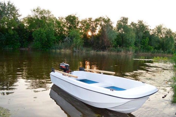 характеристики лодок из пластика