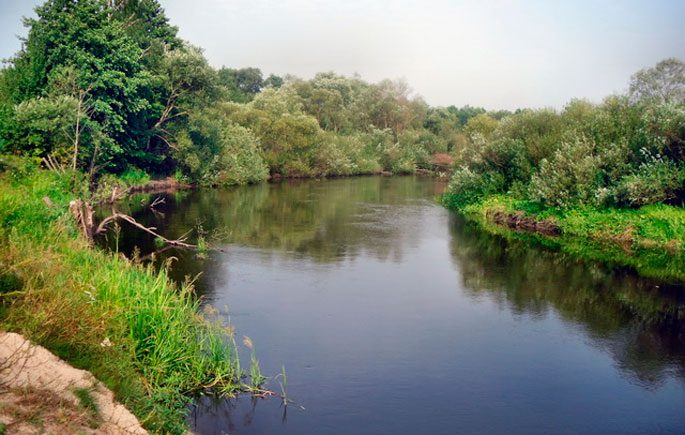 Река Ясельда