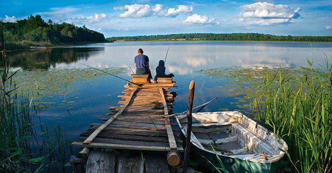 Пруды для рыбалки в Белгородской области