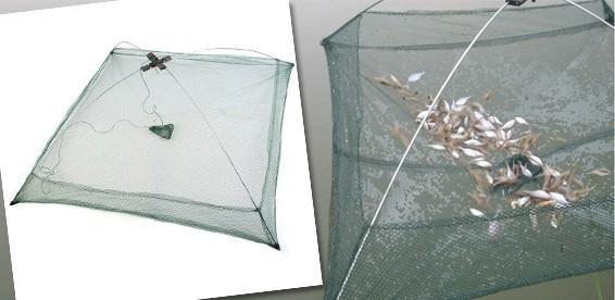 Из чего можно сделать дуги на паук для ловли рыбы