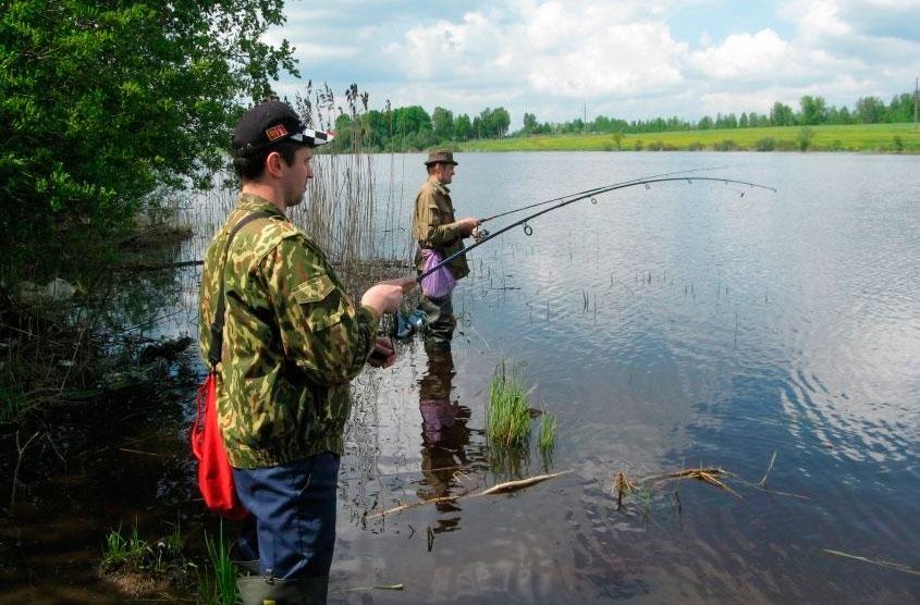 Рыбалка на Оби Молчаново