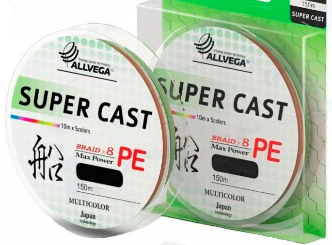 Allvega Super Cast X8