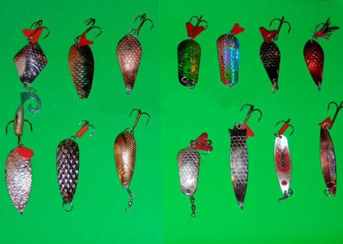 Самые уловистые щучьи колебалки